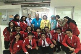 Yudisium Ke-8 Angkatan 2014